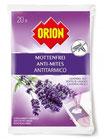 Orion Mottenfrei Mottenkugeln à 20