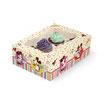 Caja 6 cupcakes Mickey y Minnie