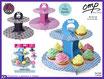 Soporte cupcakes Lily