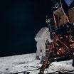 A11 - Sortie de B. Aldrin n°3
