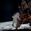 A11 - Sortie de B. Aldrin n°2