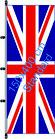 Großbritannien / Hißfahne im Hochformat