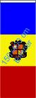 Andorra / Bannerfahne