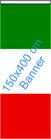 Italien / Bannerfahne