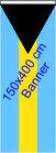 Bahamas / Bannerfahne