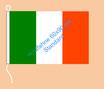 Irland / Hißfahne im Querformat
