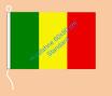 Mali / Hißfahne im Querformat