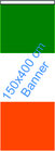 Irland / Bannerfahne