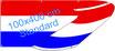 Niederlande / Spannband (Transparent)
