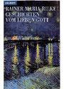 Kettenanhänger Rainer M. Rilke - Geschichten vom lieben Gott