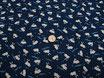 Tissu japonais : Saut de lapins AG6