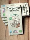 Chocolate Negro con Jengribre