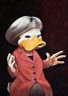 "Postkarte ""Angie Duck"""