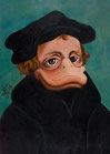 "Postkarte ""Martin Luther"""
