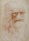 """Postkarte """"Leonardo"""""""