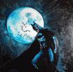 Peinture de Batman