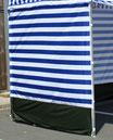 Seitenwand für Zelt 3,0 Meter ohne Fenster