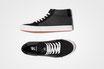 PLAIN: Veganer Mid-Cut Sneaker