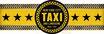 New York Taxi Logo Sign