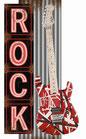 Rock Guitar - Rot