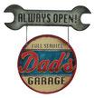 Dad's Garage - Always Open
