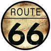 Route 66 Coaster