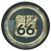 Route 66 - Wanduhr