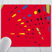 – Mousepads in XL – red affairs