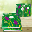 – Notiz- /Tagebuch – spring meadow