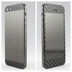 iPhone 5 Dark Aluminium / Schwarz Carbon