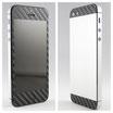 iPhone 5 Titanium / Schwarz Carbon