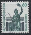 BERL 795 A  gestempelt