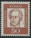 208  postfrisch  (BERL)
