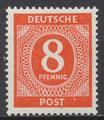 917 postfrisch (ABGA)