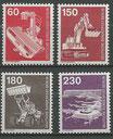 582-586  postfrisch  (BERL)
