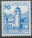 538 A  postfrisch (BERL)
