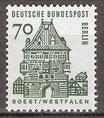 248 postfrisch (BERL)