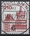 BERL 589 gestempelt