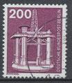 BERL 506 gestempelt