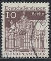 BERL 272 gestempelt
