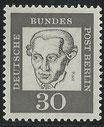 206  postfrisch  (BERL)