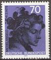 833 postfrisch  (BRD)