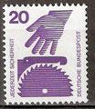BRD 696 A postfrisch