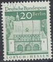 BERL 273 gestempelt