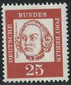 205  postfrisch  (BERL)