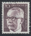 BERL   366 gestempelt
