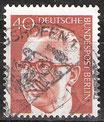 BERL   364 gestempelt