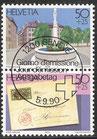 1428-1430 gestempelt (CH)