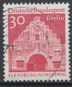 BERL 275 gestempelt