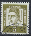 BERL 199 gestempelt